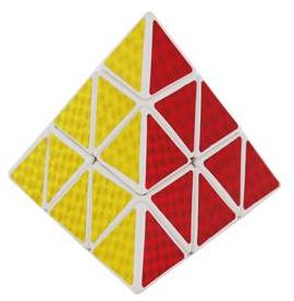 Cubo Pirâmide Mágico