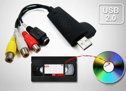 Dispositivo de Captura de Video USB