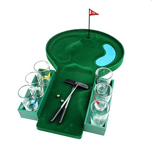 Drinking Game - Jogo Tabuleiro de Bebida Golf Maluco
