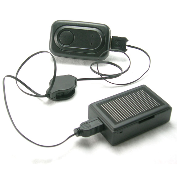 Escuta Ambiente Spy Bug Transmissor de Áudio Triband GSM - Sem Limite de Distância