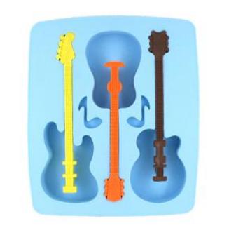 Forma de Gelo de Guitarra e Violão - LHS