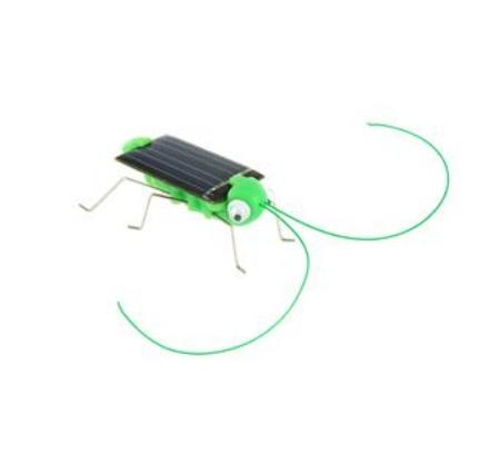 Gafonhoto Movido à Energia Solar