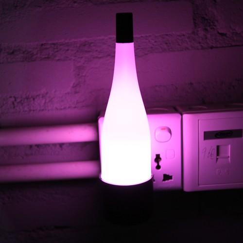 Lâmpada Ambiente LED com Sensor Inteligente