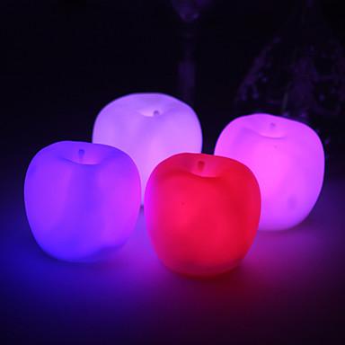 Lâmpada LED Maçã 7 Cores