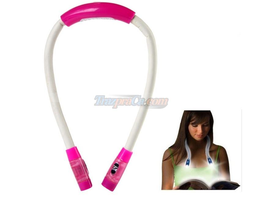 Luz LED Hand-free Flexível