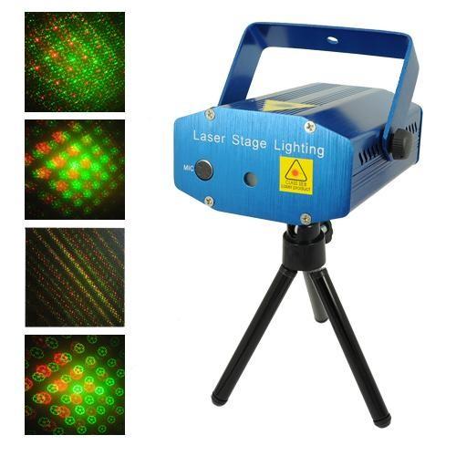 Mini Laser Verde e Vermelho