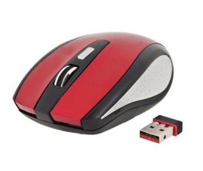 Mouse Óptico Wireless 606 2.4GHz (Várias cores)