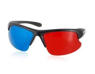 Óculos 3D Reutilizável