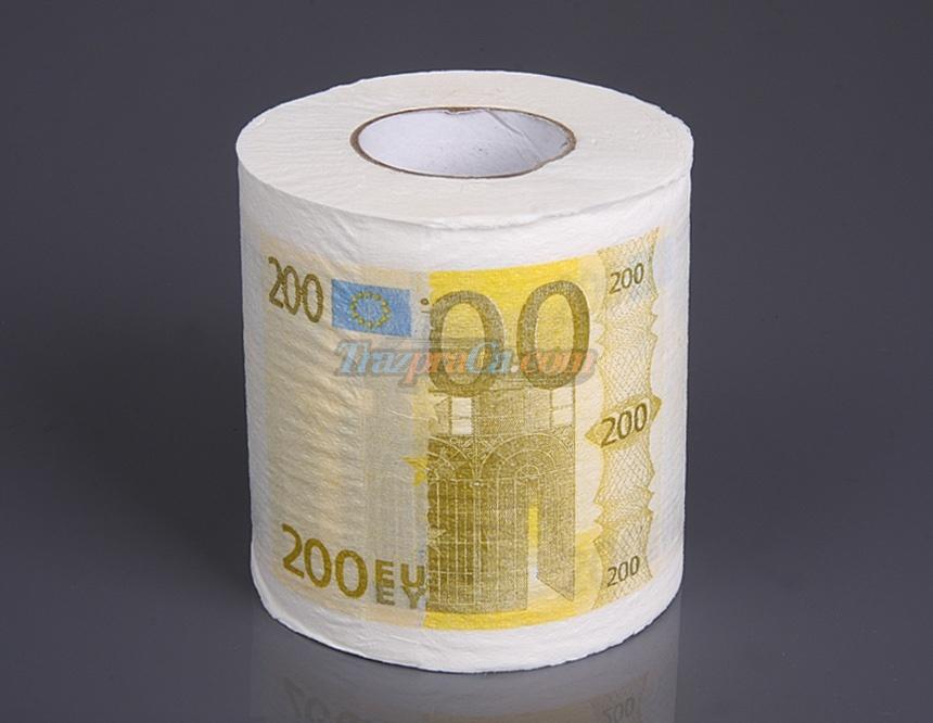 Papel Higiênico 200 Euro