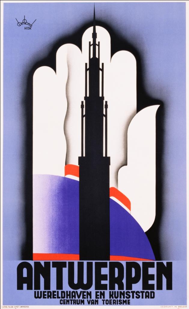 Poster Antwerpen