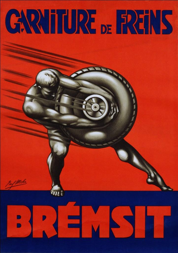 Poster Brémsit