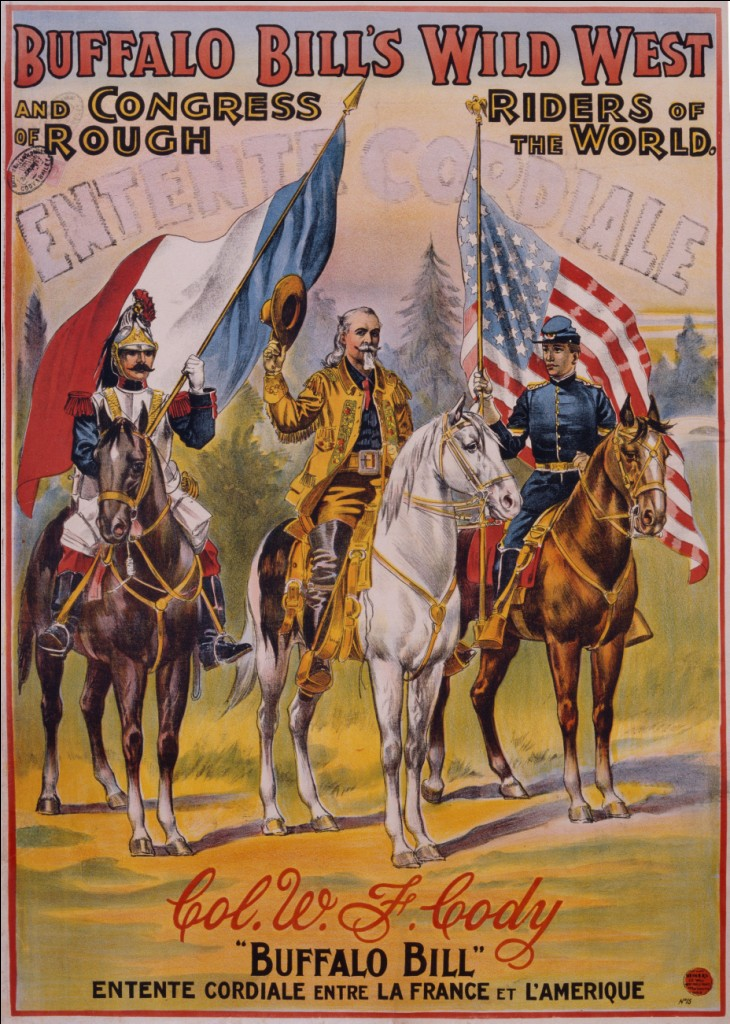Poster Buffalo Bill