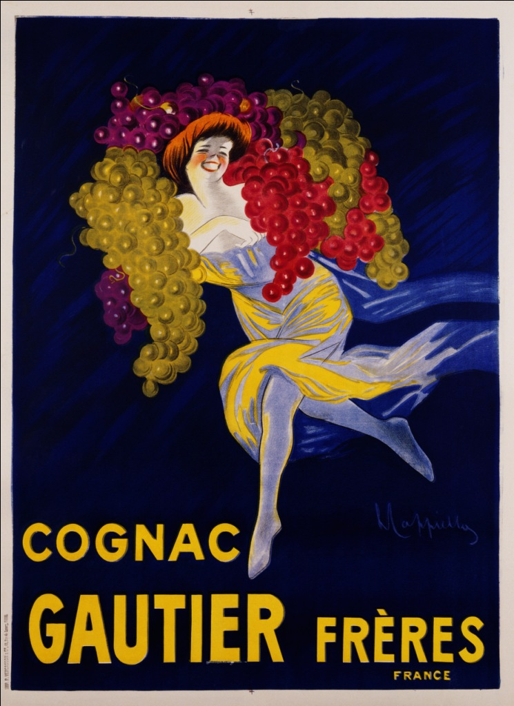 Poster Cognag