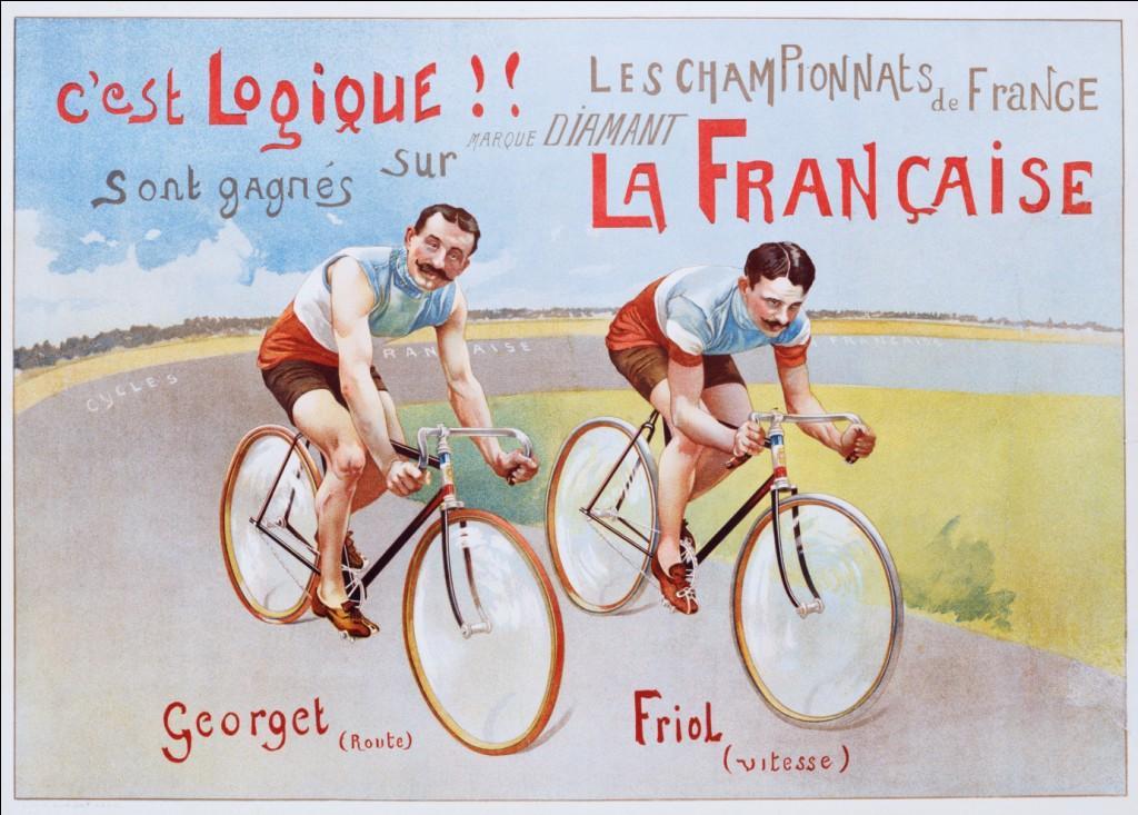 Poster La Française