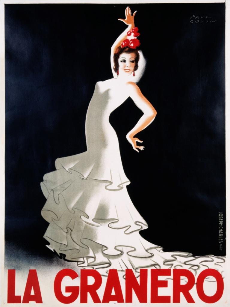 Poster La Granero