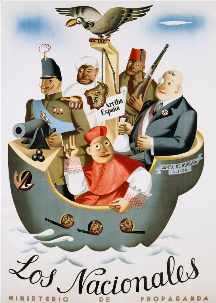 Poster Los Nacionales