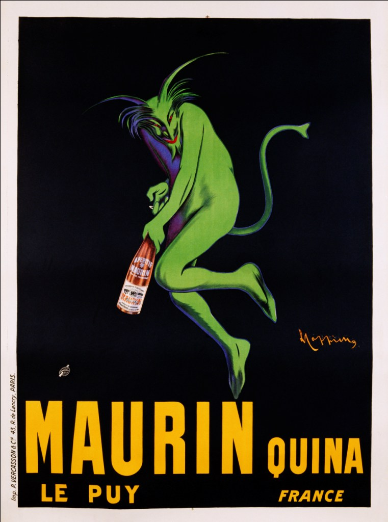 Poster Maurin