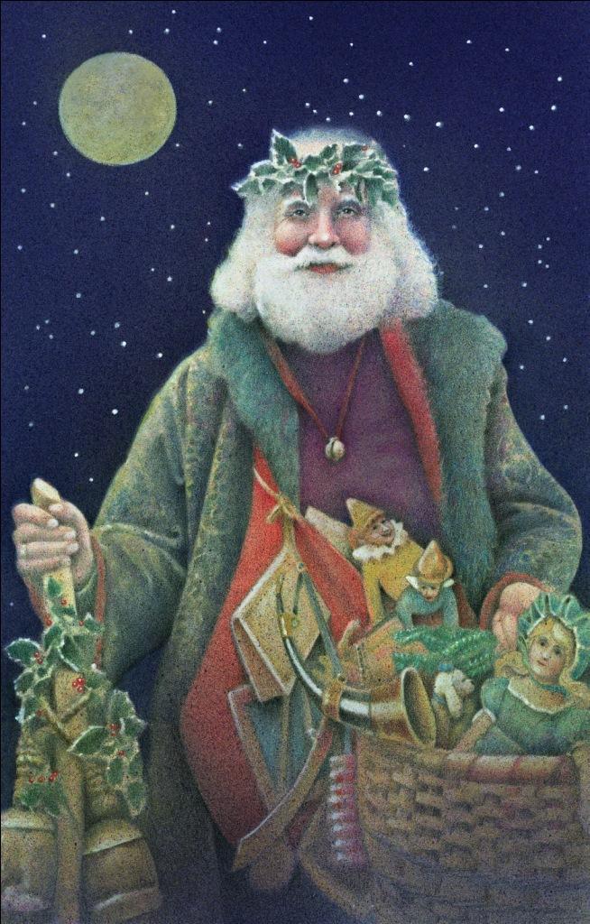 Poster Papai Noel - Santa Claus