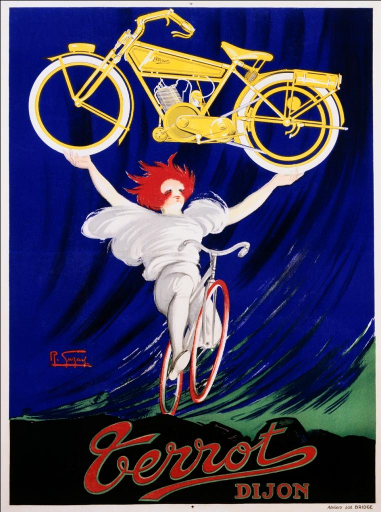 Poster Terrot Dijon
