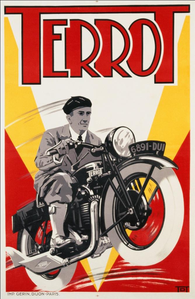 Poster Terrot
