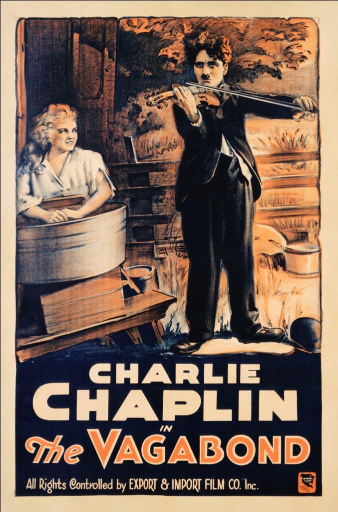 Poster The Vagabond