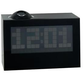 Relógio Alarme Digital com Projetor de Horas