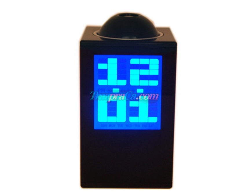 Relógio Alarme - Laser Projection Alarm Clock
