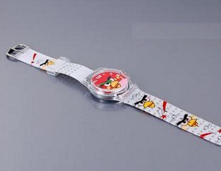 Relógio analógico de pulso Angry Birds