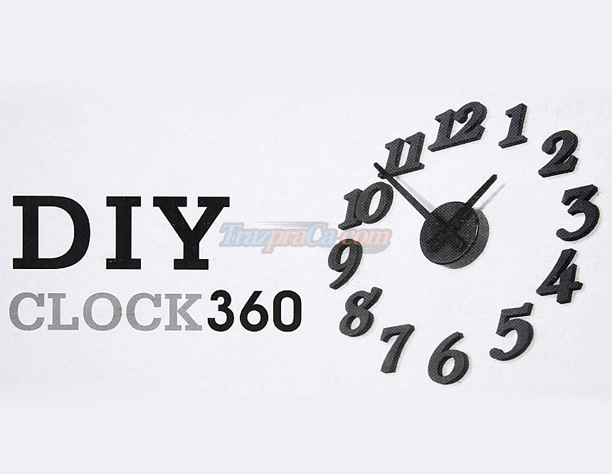 Relógio de Parede Personalizável