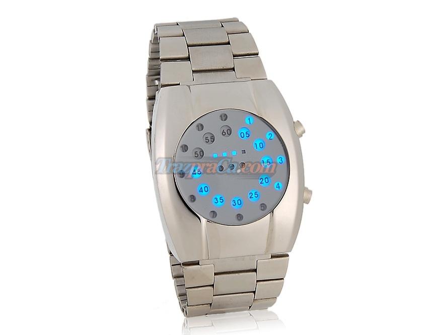 Relógio LED Ocean