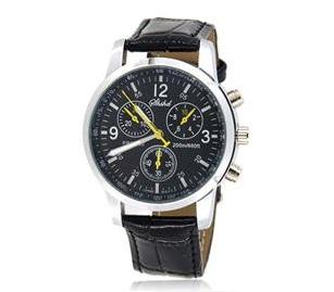 Relógio Quartz Anti Risco
