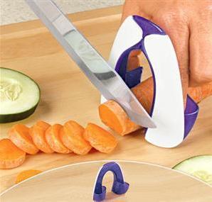 Safe Slice - Corte Legumes e Verduras com Segurança