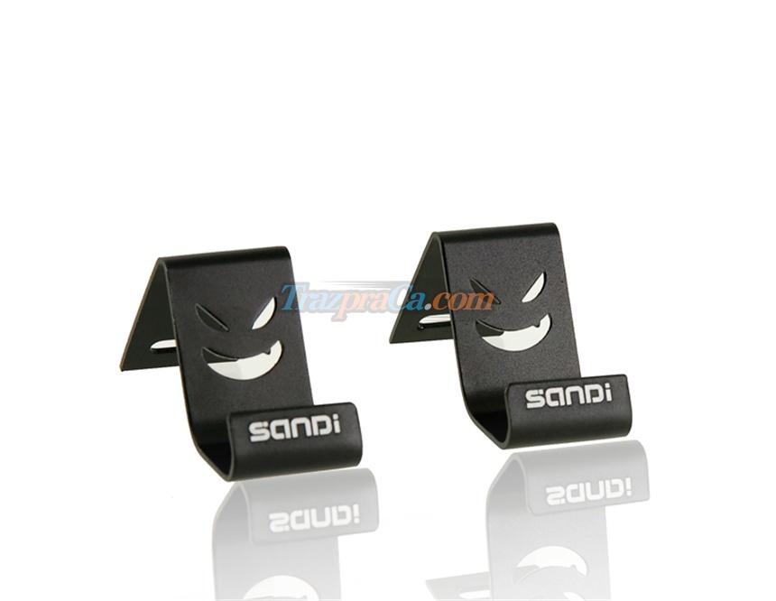 Suporte de Metal Anodizado para iPad iPhone e Celulares