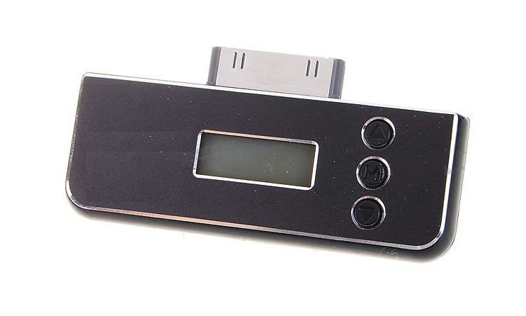 Transmissor FM para iPhone e iPod